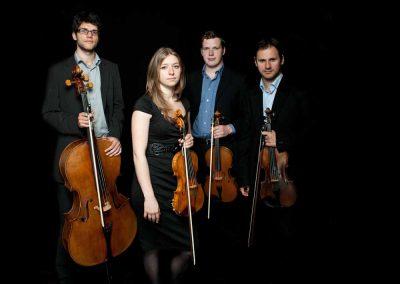 Image of the Endymion Quartet