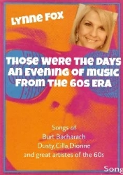 Lynne Fox performing those were the days - an evening from the 60s