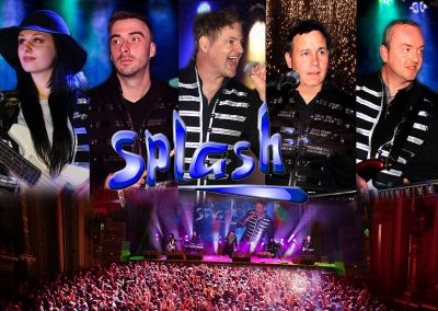 Splash New Poster 2017