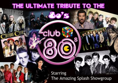 Splash Tribute to the 80s