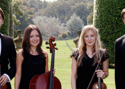 The Pachebel String Quartet