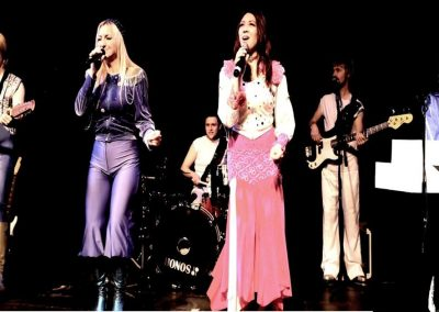 ABBA forever on stage