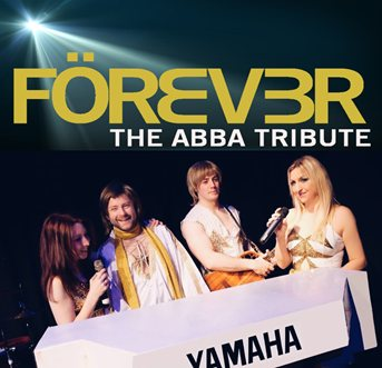 ABBA forever promo poster