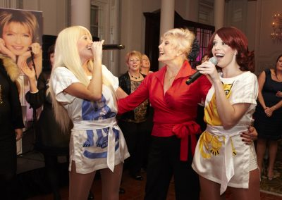 Abba Sisters Live Photo 6