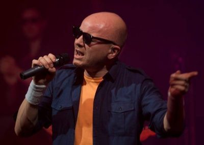 Deano as Phil Collins 2