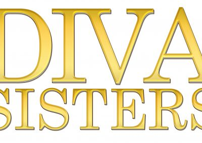 Diva Sisters text only logo