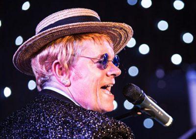 Elton John by Steve Morris