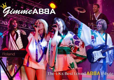 ABBA Tribute – Gimme ABBA