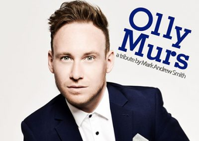 Olly Murs Tribute by Mark Andrew Smith