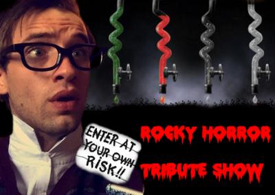 Rocky Horror Tribute Poster