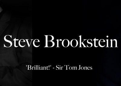 Steve Brookstein Banner1