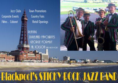 Sticky Rock Jazz Band 2