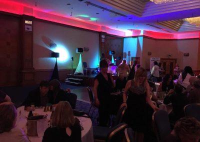 Mike Connell 3 Hilton Blackpool Dec 2016