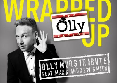 olly wrapped up poster