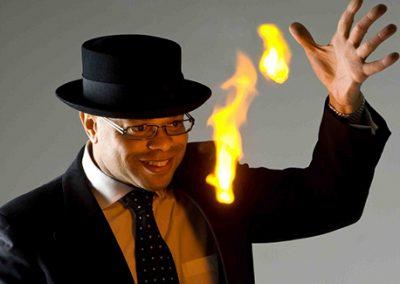 Derek G Magician profile image