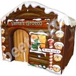 Optimized Santas Grotto