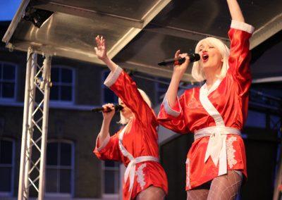 Santa Sisters live Photo 6